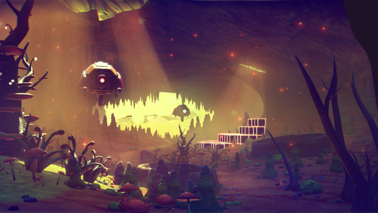Hello Games To Launch No Man's Sky For PS4 And PC Simultaneously