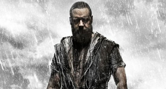 New Noah Poster Is Covered In Rain