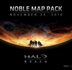 Halo Reach: Noble Map Pack DLC Review