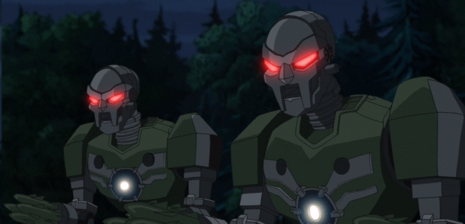 Will The Doombots Face Off Against The Fantastic Four?