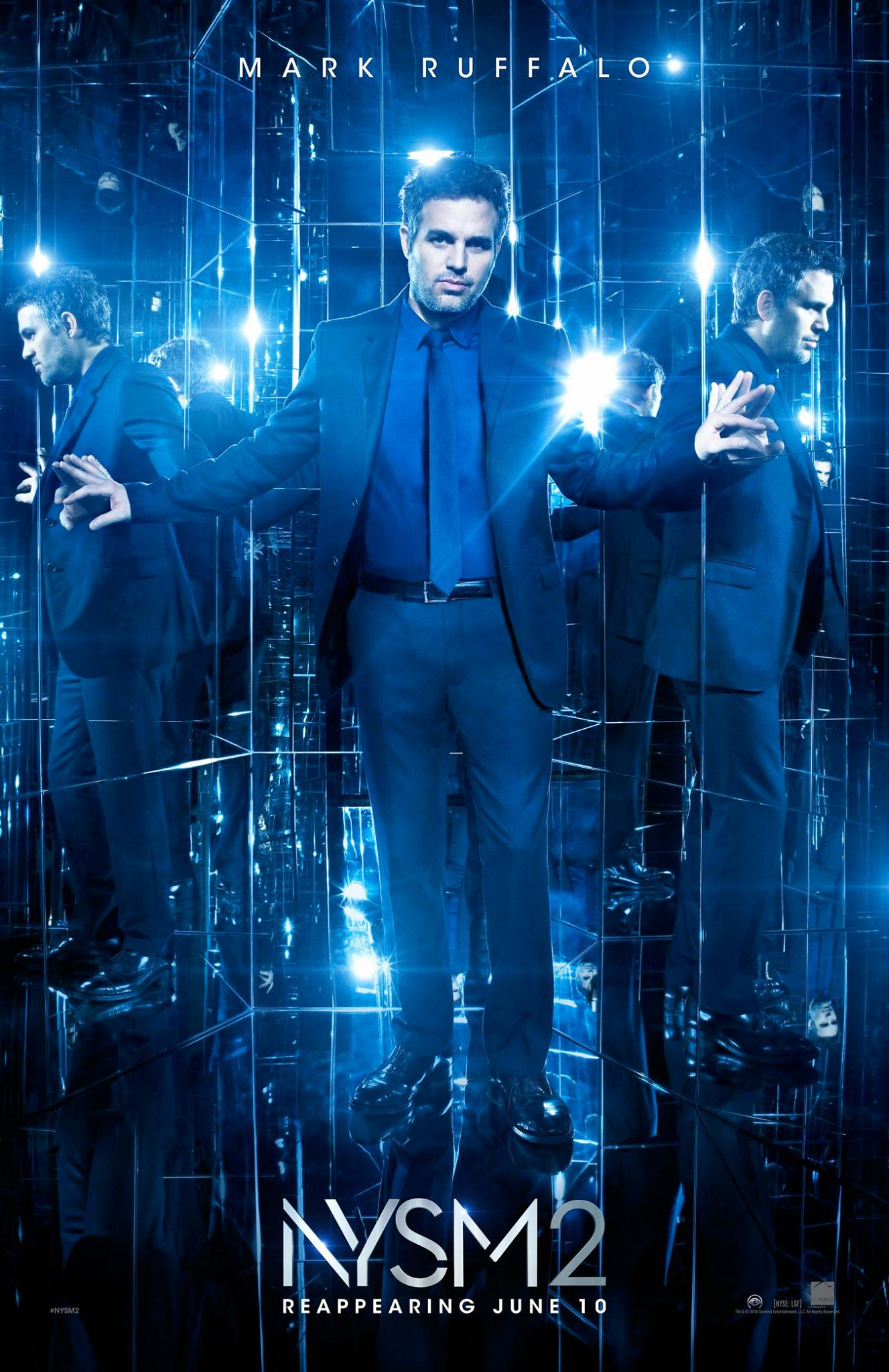 Now You See Me 2 Conjures Up Pulsing International Trailer