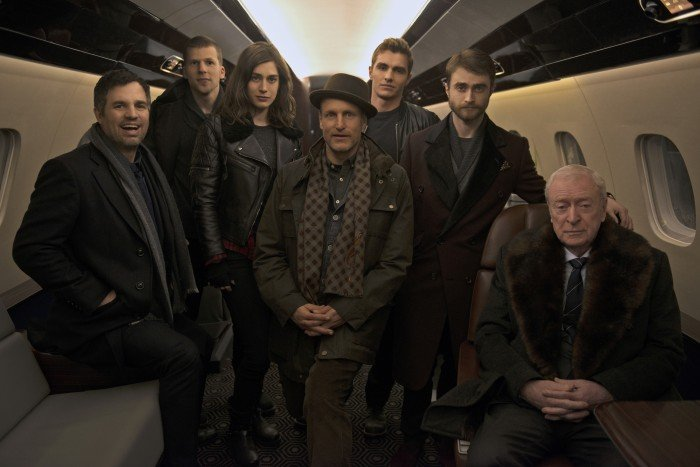 Jesse Eisenberg Sports A Very Lex Luthor-Esque Hairstyle In Now You See Me 2 First Look