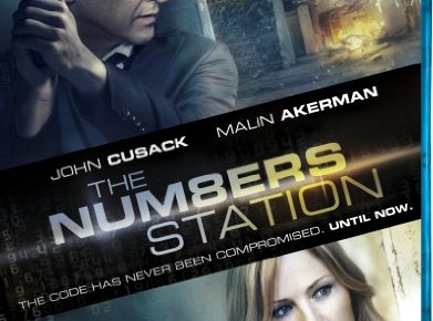 The Numbers Station Blu-Ray Review