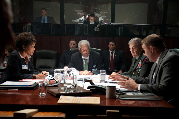 Olympus Has Fallen Blu-Ray Review