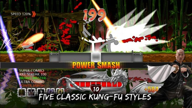 Exclusive Interview With Silver Dollar Games On One Finger Death Punch