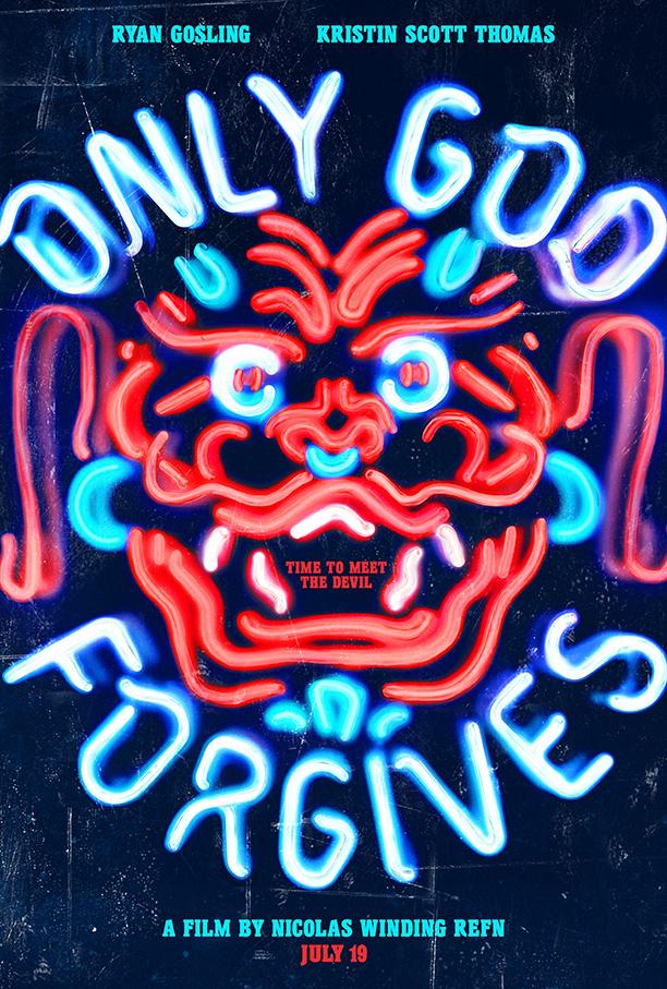 Ryan Gosling's Only God Forgives Gets New Trailer And Poster