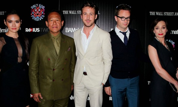 Press Conference Interview With The Cast And Director Of Only God Forgives