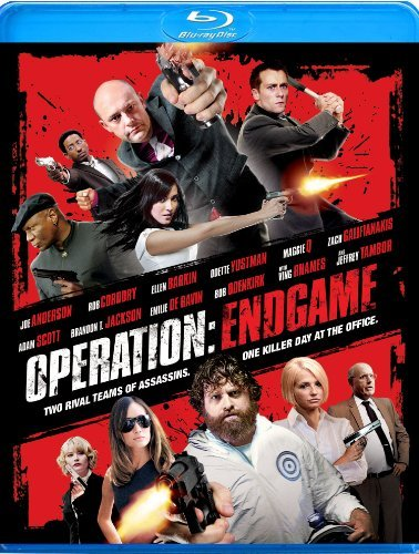 Operation Endgame Blu-Ray Review