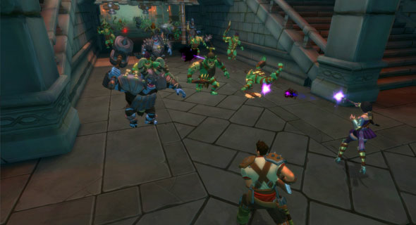 Orcs Must Die! 2 Contains 'Classic Mode' For Seasoned Slayers