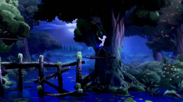 Ori and the Bind Forest Microsoft Lifts The Lid On Ethereal Platformer Ori And The Blind Forest