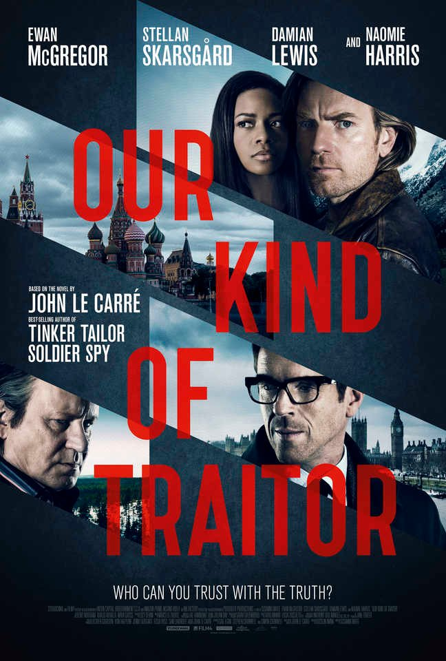 New Clip For Susanna White's Thriller Our Kind Of Traitor Sparks Trouble In Paradise