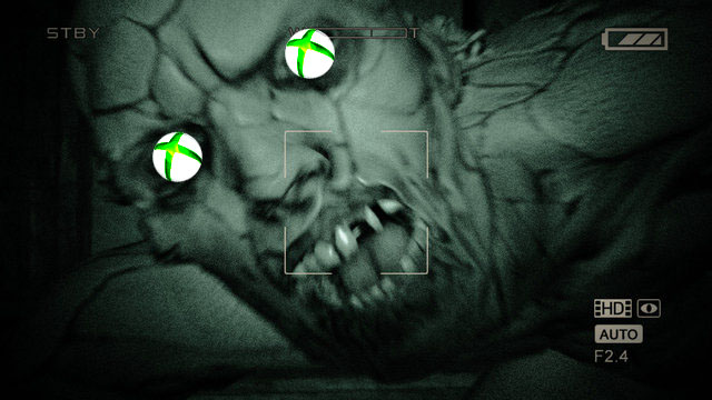 Survival Horror Title Outlast Creeps Onto Xbox One Today