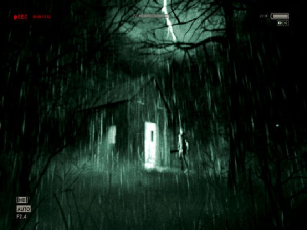 Outlast4 Outlast Review