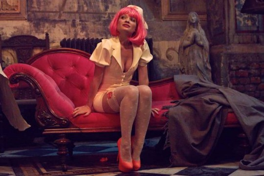 International Trailer For The Zero Theorem Reminds Us That Terry Gilliam's Latest Is Still On The Way