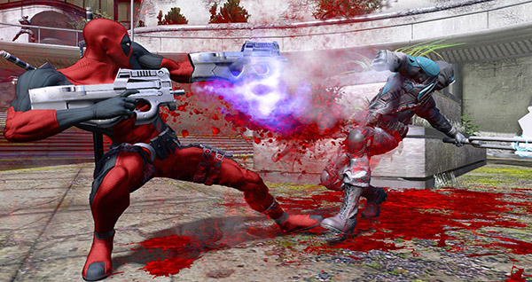 P90 Deadpool Game Unveils New Screenshots