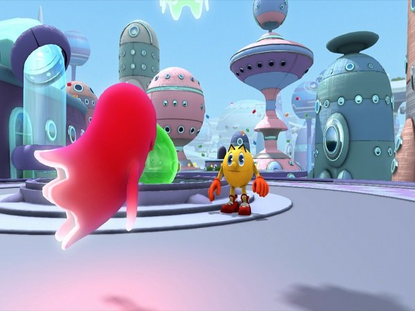 Pac-Man And The Ghostly Adventures Puts A New Spin On The Series