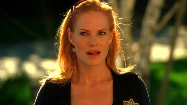 marg helgenberger set to leave csi in january