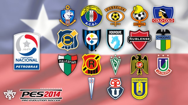 PES2014_Chile League_Emblem