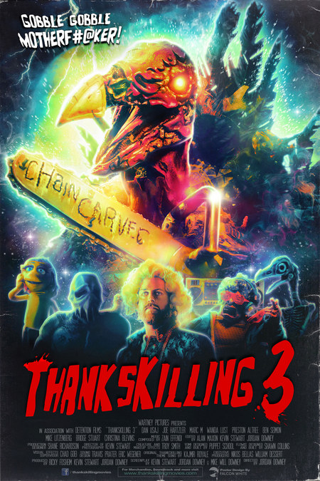 Thankskilling 3 Review