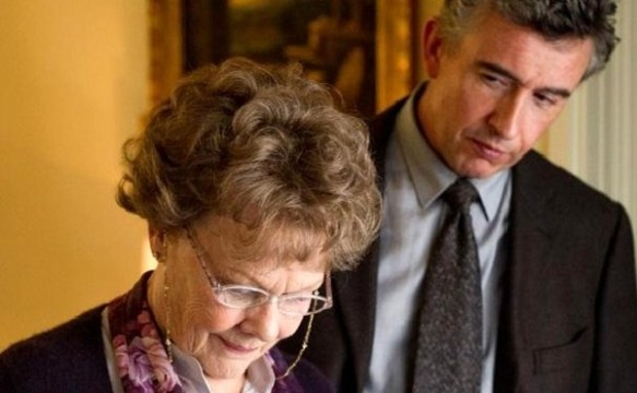 Watch Judi Dench Search For Her Son In Philomena Trailer