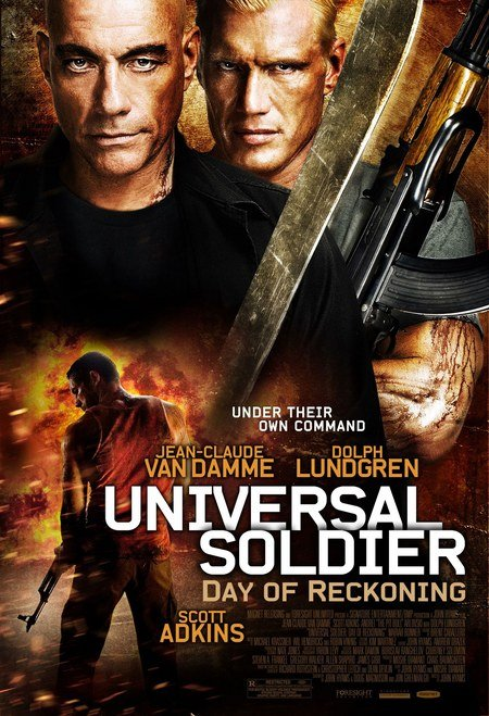 Universal Soldier: Day Of Reckoning Review