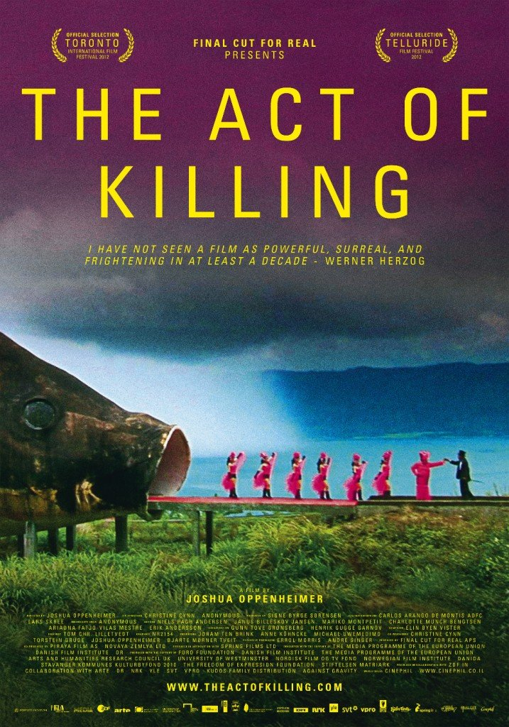 The Act Of Killing Review [MFF 2013]