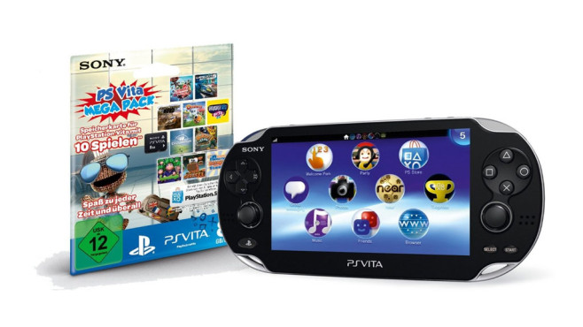 "PS Vita Mega Pack 658x370 d72bf1886a194396 PlayStation Vita Sales In The UK Up ""More Than 100%"" Over Summer Period"