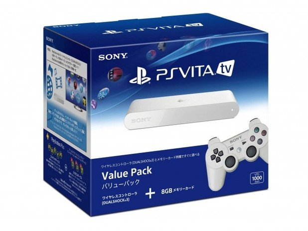 "Sony Encouraged By Audience Response To PS Vita TV, ""Thinking About"" Western Launch"
