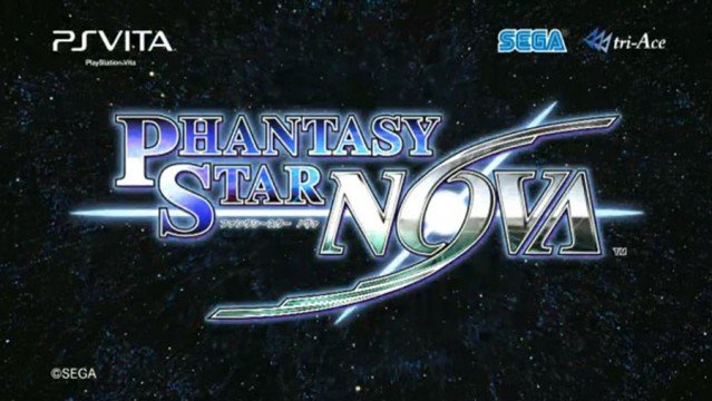 Phantasy Star Nova Coming To Japanese Vitas In 2014