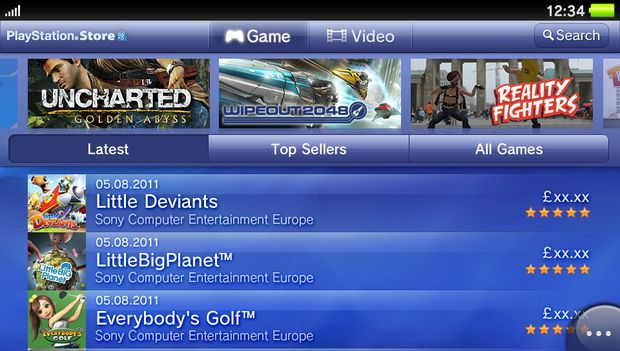 Of Course The PS Vita Has Trophies, Cross-Game Chat and Stalker-vision