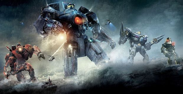 Set Photo For Pacific Rim: Uprising Finds John Boyega Suited, Booted And Ready To Pilot A Jaeger