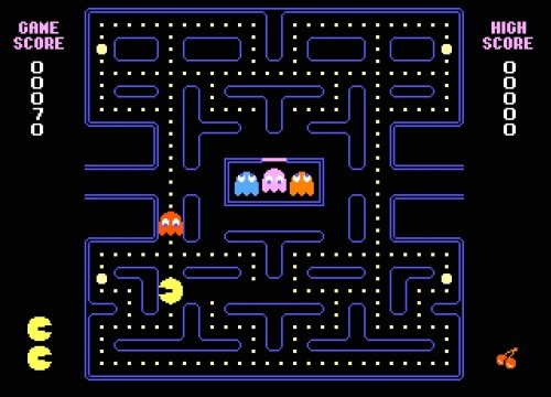 Pacman arcade1 500x360 Trendsetters: 7 Games Responsible For The Common Gameplay Mechanics We Have Today