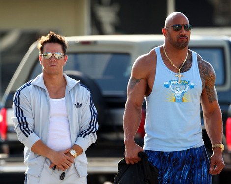 Mark Wahlberg Believes In Fitness In The First Pain & Gain Trailer
