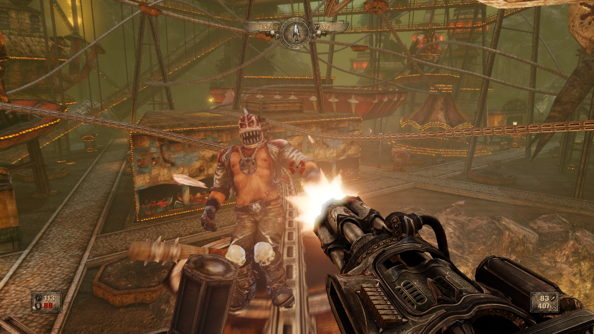 Painkiller Hell Damnation 2 Painkiller: Hell & Damnation Review