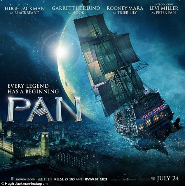 Latest Pan Teaser Trailer Beckons You To Joe Wright's Rendition Of Neverland