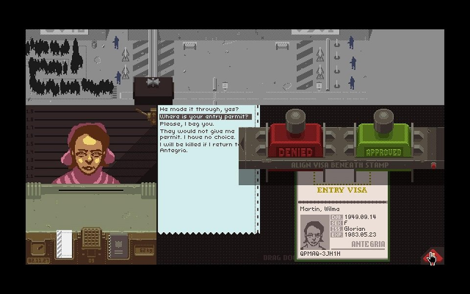 Papers, Please - Wikipedia, the free encyclopedia
