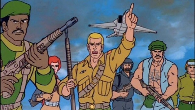 Paramount's Writing Room To Tackle G.I. Joe And Micronauts Movies