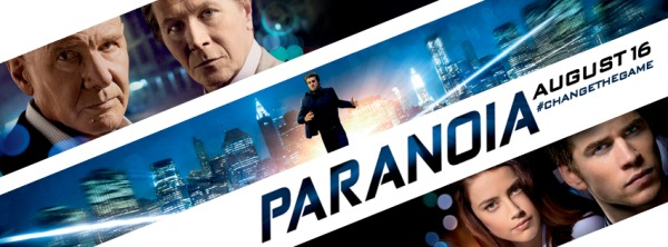 Press Conference Interview With The Cast And Director Of Paranoia