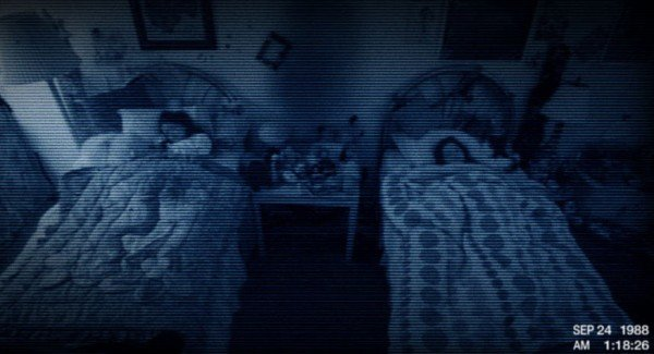 Paranormal Activity 3 Blu-Ray Review