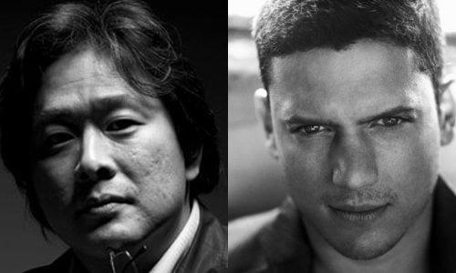 Park Chan-Wook To Direct A Wentworth Miller Script?