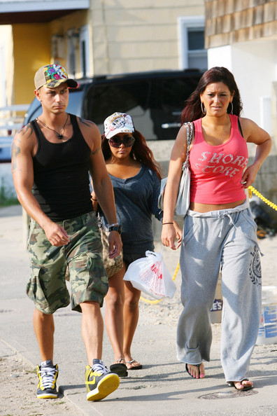 Jersey Shore's Pauly D, Snooki And JWOWW To Get Spinoff Shows