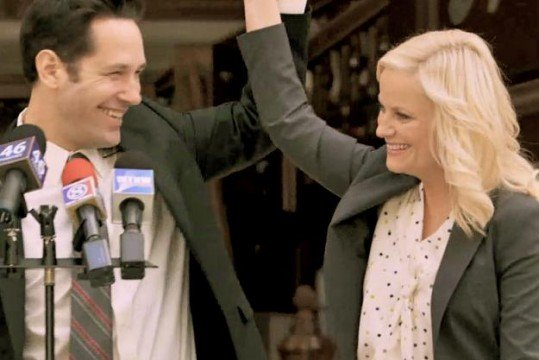 Paul Rudd & Amy Poehler Are Feisty Fiction Lovers in First Clip And Poster From They Came Together