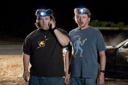Roundtable Interview With Simon Pegg, Greg Mottola And Nick Frost On Paul