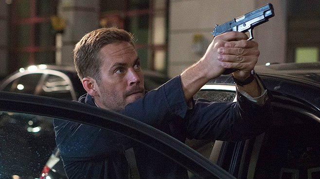 Archived Fast And Furious Footage Used To Complete Paul Walker's Scenes In Furious 7