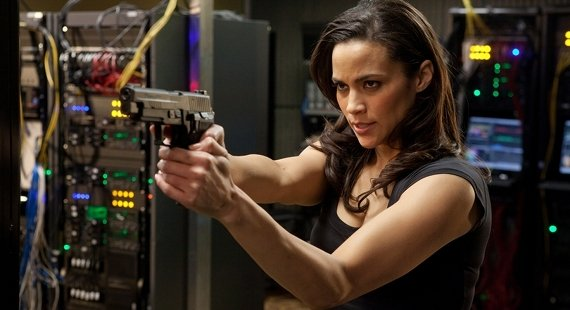 Paula Patton Makes Leap To Television For ABC's Runner