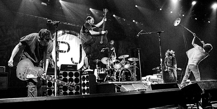Trailer For Pearl Jam Twenty Documentary From Cameron Crowe