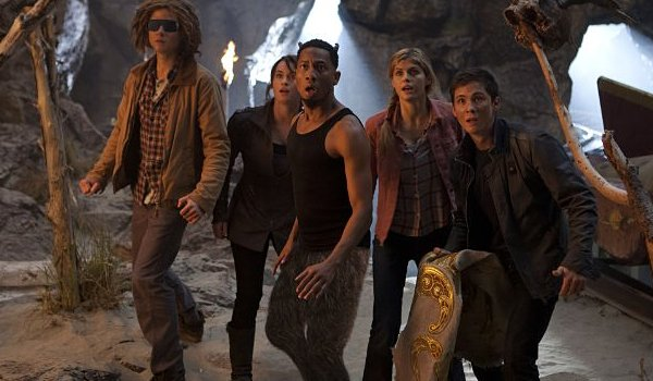 Press Conference Interview With The Cast And Director Of Percy Jackson: Sea Of Monsters