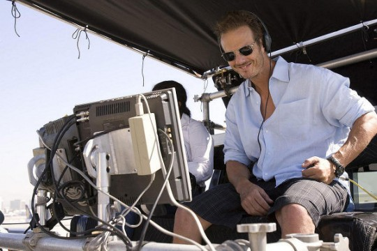 Peter Berg Takes On The Hunt For El Chapo