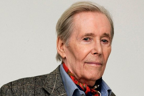 The Legendary Peter O'Toole Announces His Retirement From Acting