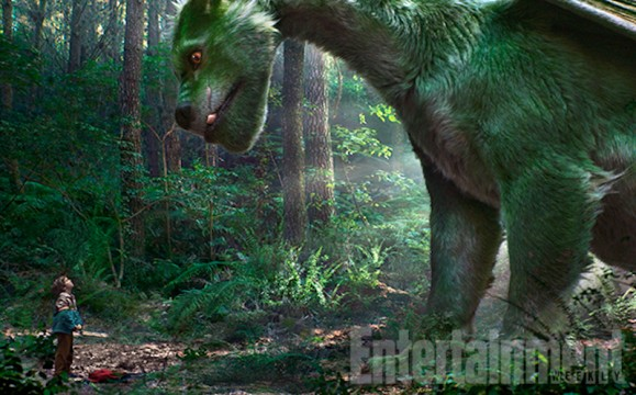Pete's Dragon Stands Tall In Latest Still As Director Talks Reimagining A Classic